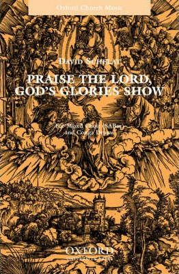 Praise the Lord, God's glories show