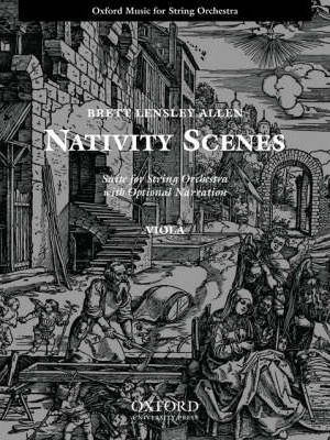 Nativity Scenes: Suite for String Orchestra: Viola