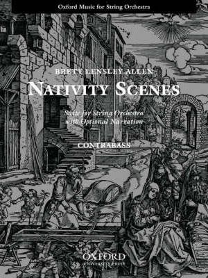 Nativity Scenes: Suite for String Orchestra: Bass