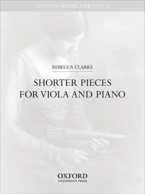 Shorter Pieces for viola and piano