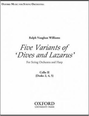 Five Variants on 'Dives and Lazarus'