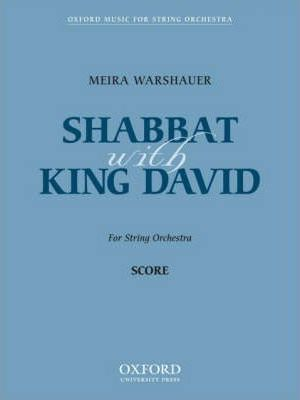 Shabbat with King David: Score and Parts