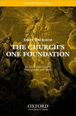 The Church's One Foundation: Vocal Score