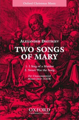 Two Songs of Mary