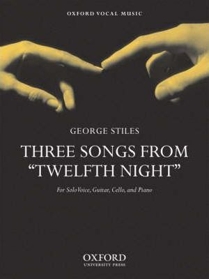 Three Songs from 'Twelfth Night': Voice and Ensemble Version