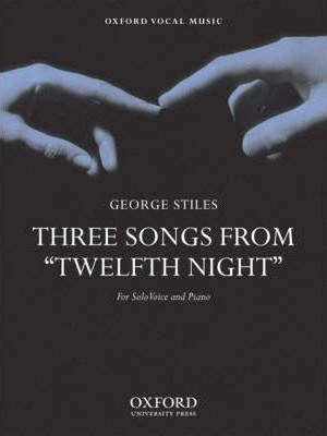 Three Songs from 'Twelfth Night': Voice and Piano Version