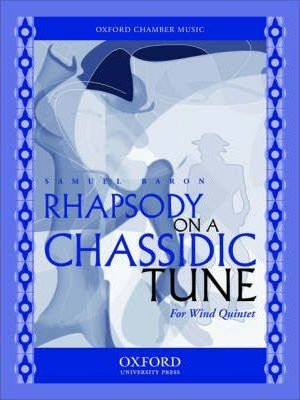 Rhapsody on a Chassidic Tune: Score and Parts