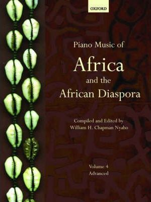 Piano Music of Africa and the African Diaspora Volume 4
