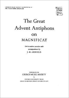 The Great Advent Antiphons on Magnificat
