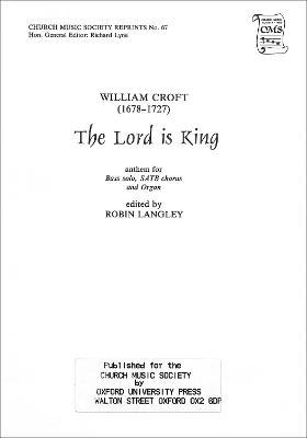The Lord is King