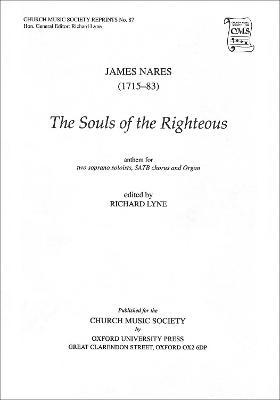 The souls of the righteous