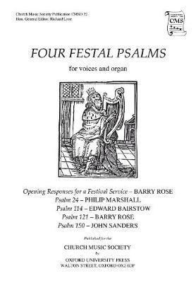 Four Festal Psalms