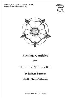 Evening Canticles from the First Service