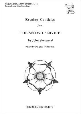 Evening Canticles from the Second Service