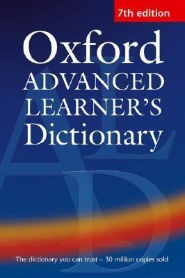 Oxford Advanced Learner's Dictionary: US Edition