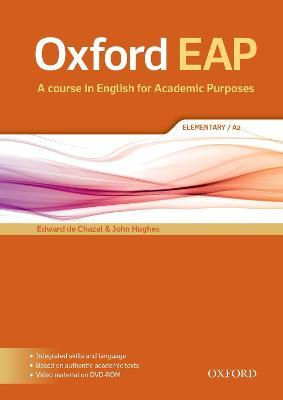 Oxford EAP: Elementary/A2: Student's Book and DVD-ROM Pack