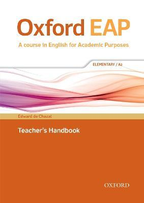 Oxford EAP: Elementary/A2: Teacher's Book, DVD and Audio CD Pack