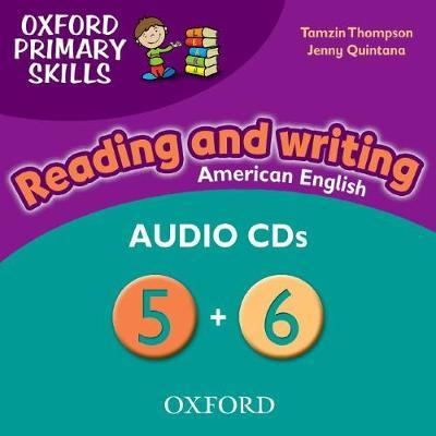 American Oxford Primary Skills: 5-6: Class CD