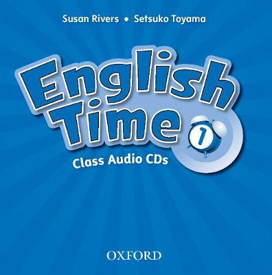 English Time: 1: Class Audio CDs (X2)