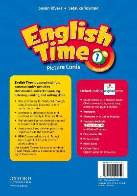 English Time: 1: Picture Cards