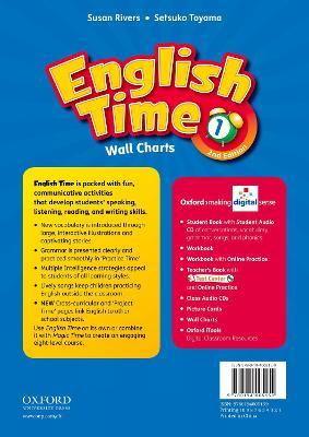 English Time: 1: Wall Chart
