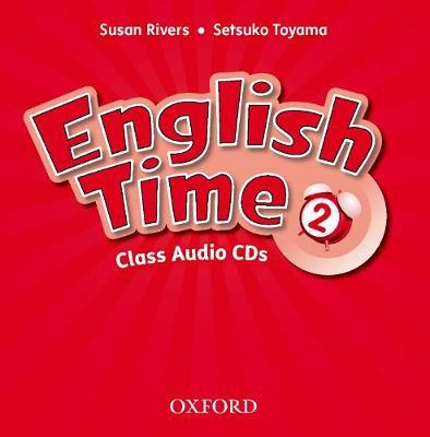 English Time: 2: Class Audio CDs (X2)