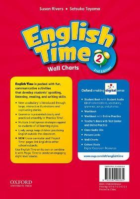 English Time: 2: Wall Chart