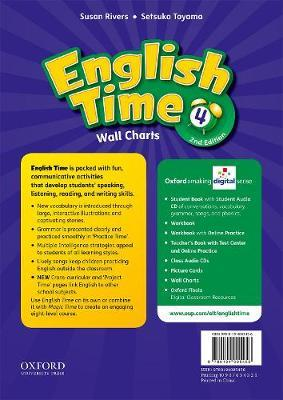 English Time: 4: Wall Chart