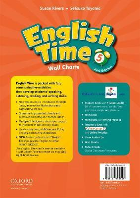 English Time: 5: Wall Chart