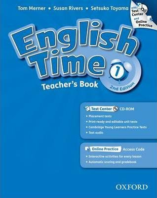 English Time: 1: Teacher's Book with Test Center and Online Practice