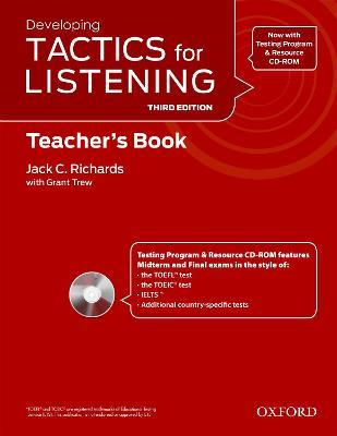 Tactics for Listening: Developing: Teachers Resource Pack