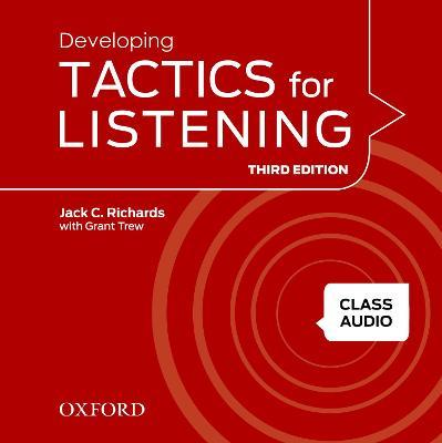 Tactics for Listening Basic Tactics for Listening Teachers Book with Audio CD Pack