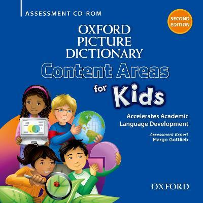 Oxford Picture Dictionary Content Areas for Kids: Assessment CD-ROM
