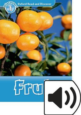 Oxford Read and Discover: Level 1: Fruit Audio Pack