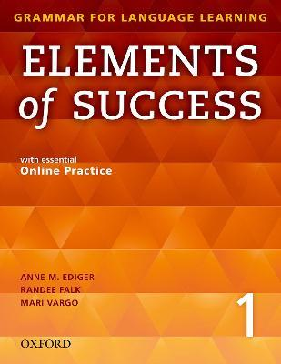 Elements of Success: 1: Student Book with essential Online Practice