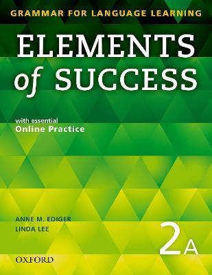 Elements of Success: 2: Split Edition Student Book A with essential Online Practice