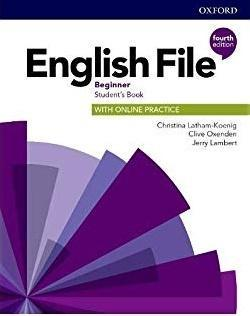 English File: Beginner: Student's Book with Online Practice