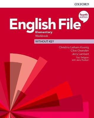 English File: Elementary: Workbook Without Key