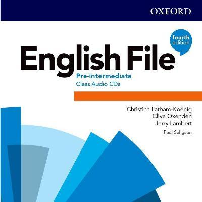 English File: Pre-Intermediate: Class Audio CDs
