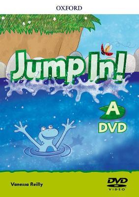 Jump In!: Level A: Animations and Video Songs DVD