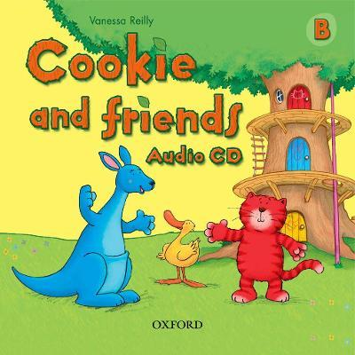 Cookie and Friends: B: Class Audio CD