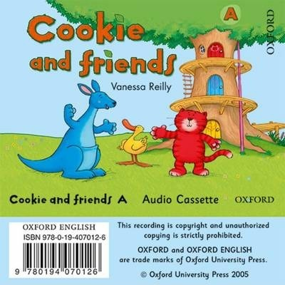 Cookie and Friends A: Class Cassette