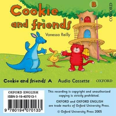 Cookie and Friends B: Class Cassette