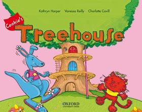 Cookie's Treehouse : class book with Audio CD