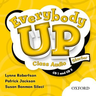 Everybody Up: Starter: Class Audio CDs
