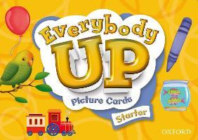 Everybody Up: Starter: Picture Cards