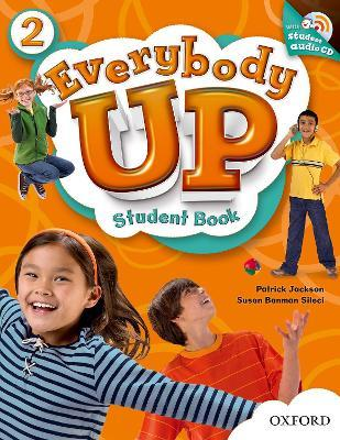 Everybody Up: 2: Student Book with Audio CD Pack