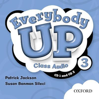 Everybody Up: 3: Class Audio CDs