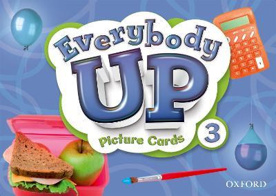Everybody Up: 3: Picture Cards