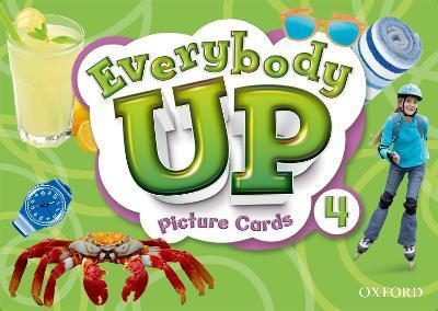 Everybody Up: 4: Picture Cards